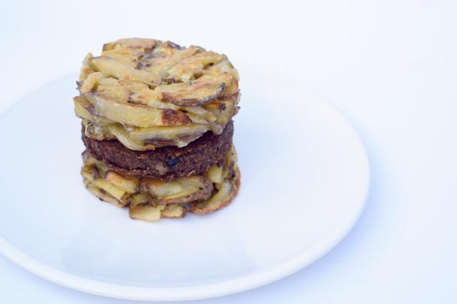 Easy Black Bean Burger Recipe