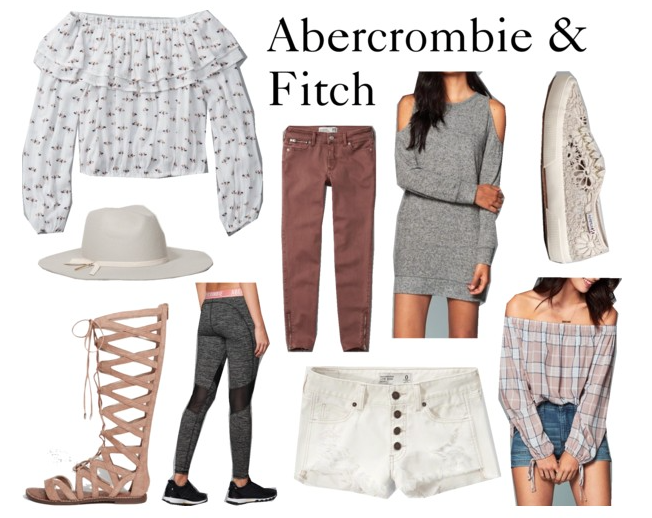 Mall Brands Making A Comeback - Abercrombie & Fitch