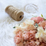 DIY Flower Garland Tutorial