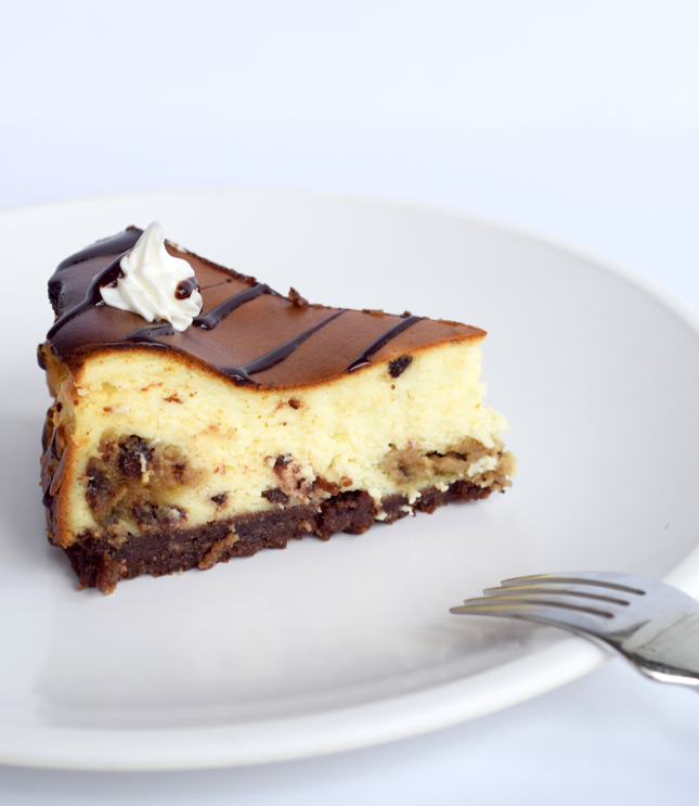 The Best Cookie Dough Cheesecake Recipe