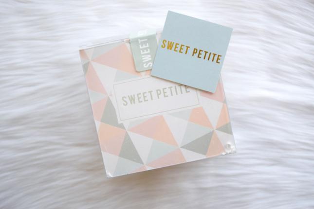 The Sweet Petite Cookies