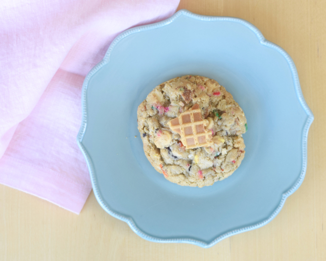 Waffle Cake Cookie