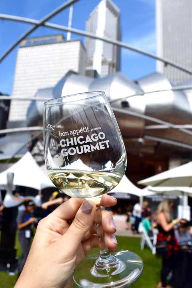 Chicago Gourmet 2016 Food And Wine Recap Bon Appetit