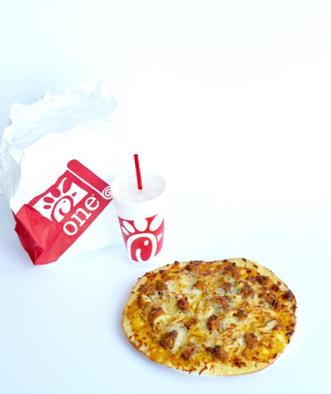 Chick Fil A Pizza Recipe