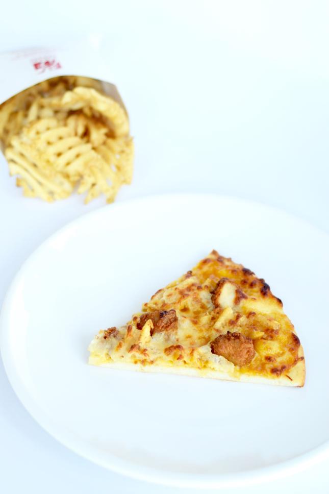 Fast Food Pizza Recipe