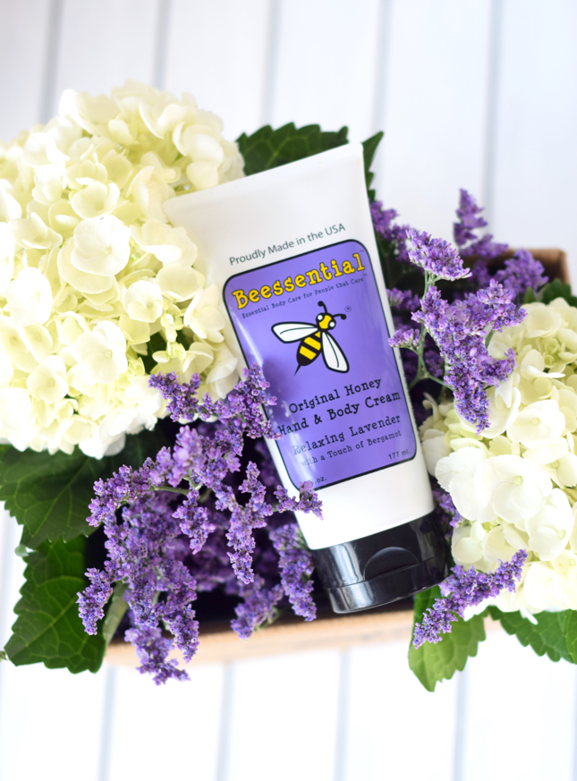 Lavender Lotion Beessential