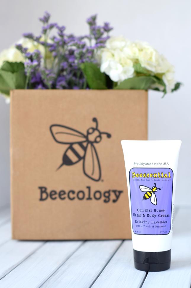 Lavender Natural Body Cream