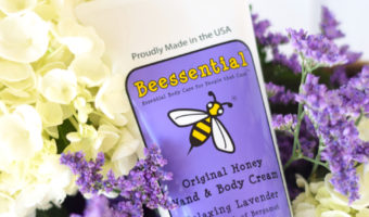 Lavender Scented Body Lotion