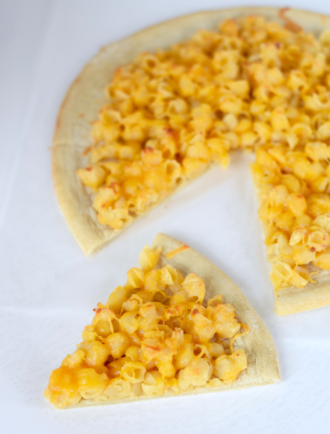 Mac And Cheese Pizza Recipe