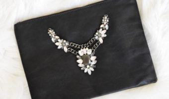 Michele Lee Designs Embellished Clutch