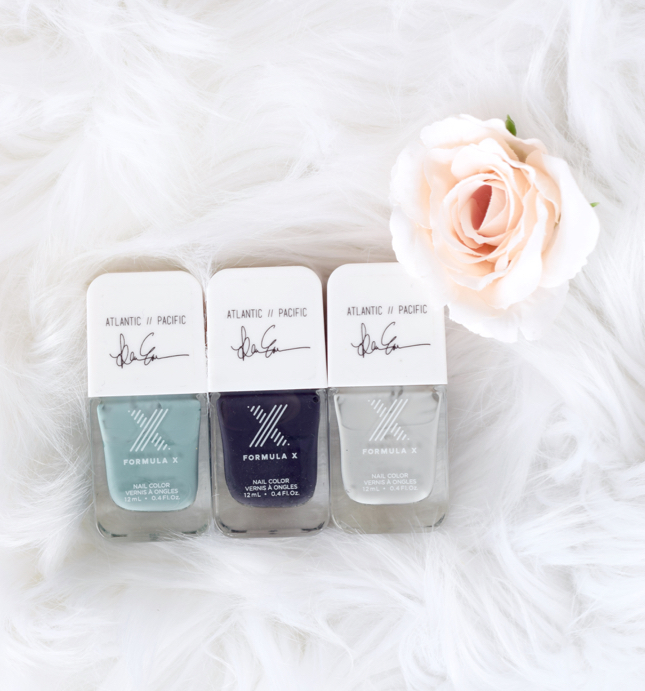 Atlantic Pacific Formula X Nail Polish Collaboration Review