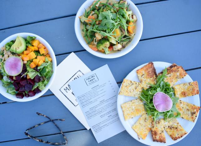 Healthy Food In LA