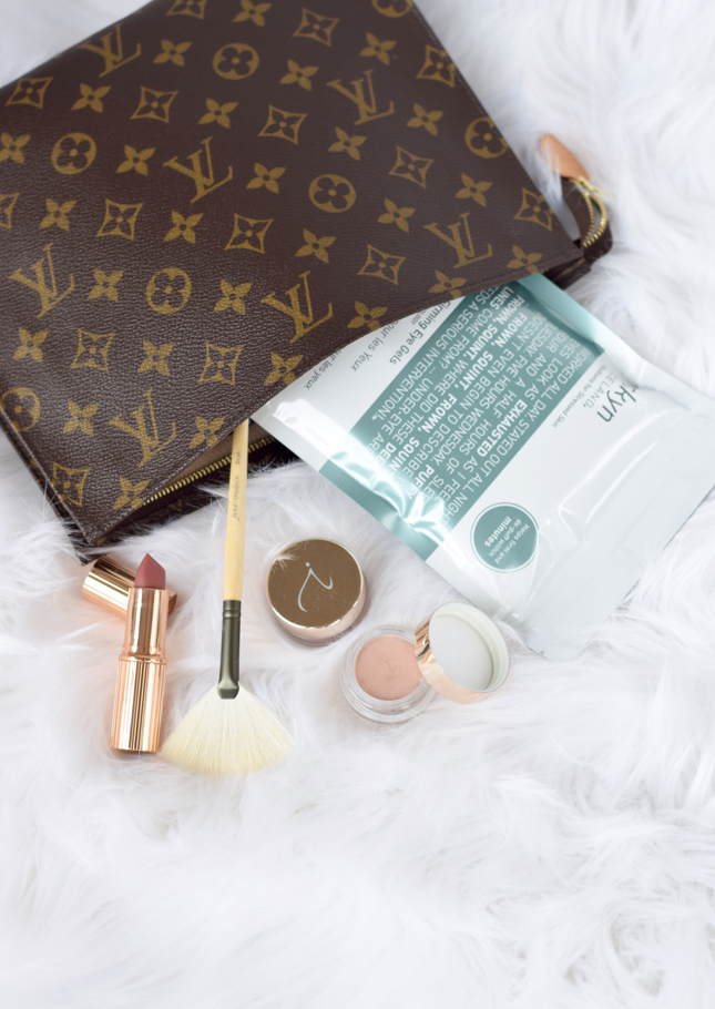 Louis Vuitton Makeup Bag Review