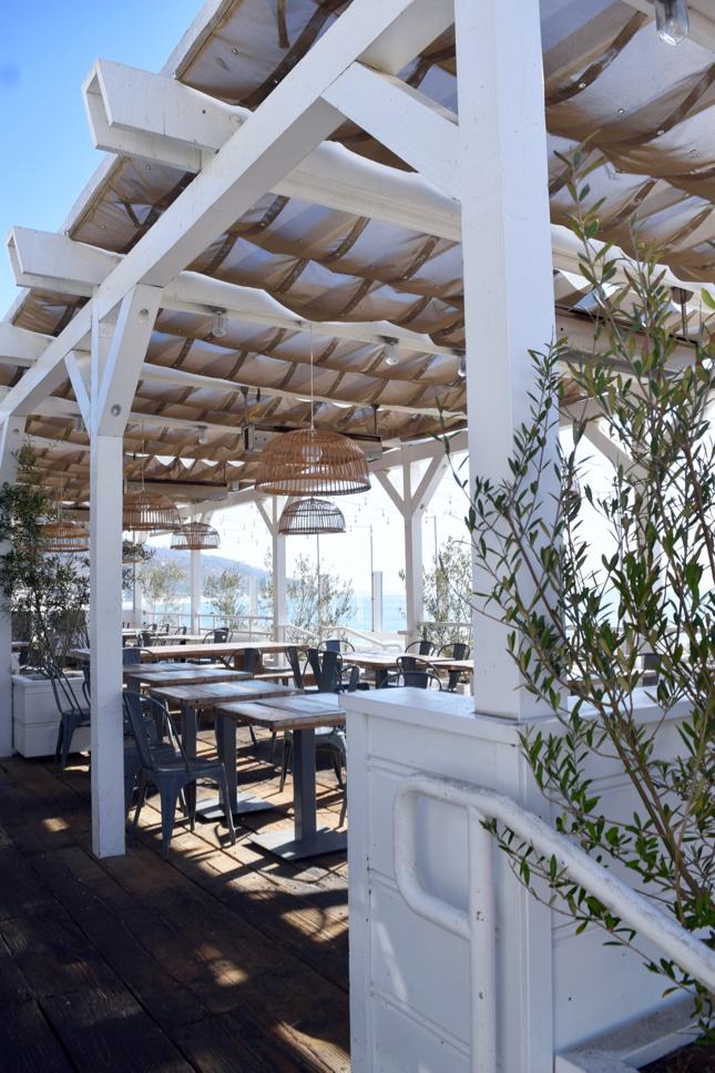 Malibu Farm Pier Cafe Review