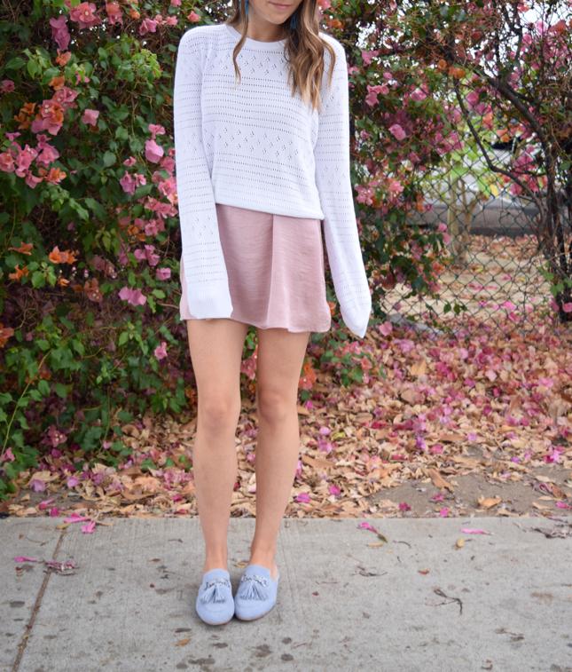 Tassel Details Fashion Blogger
