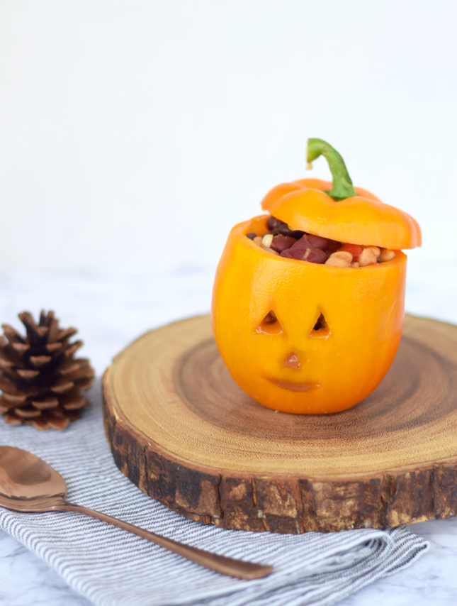 3 Easy Chili Recipes In Mini Pepper Pumpkins