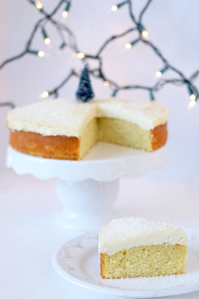 Cake Batter Cheesecake Recipe