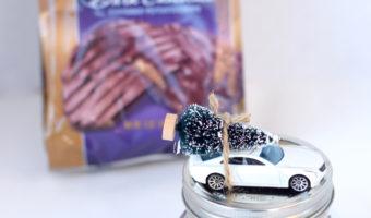 DIY Chocolate Covered Mason Jars Chips