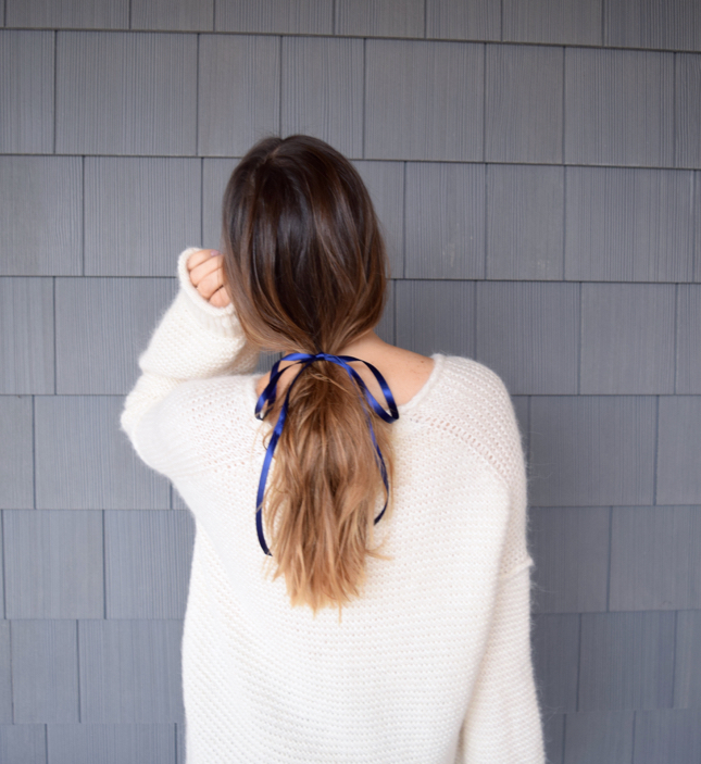 3 Quick & Easy Bow Hairstyles Tutorial