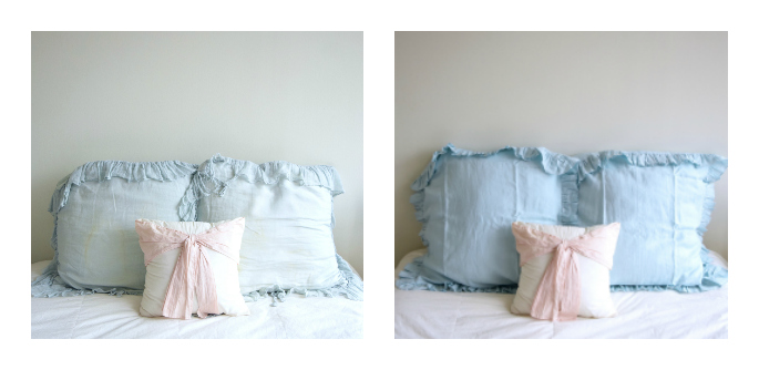 bedroom makeover story