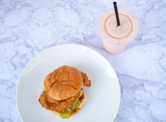 Best Chicken Sandwich In Chicago