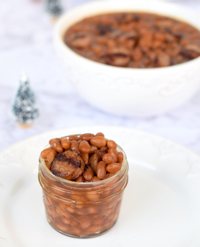 Brats And Beans Recipe
