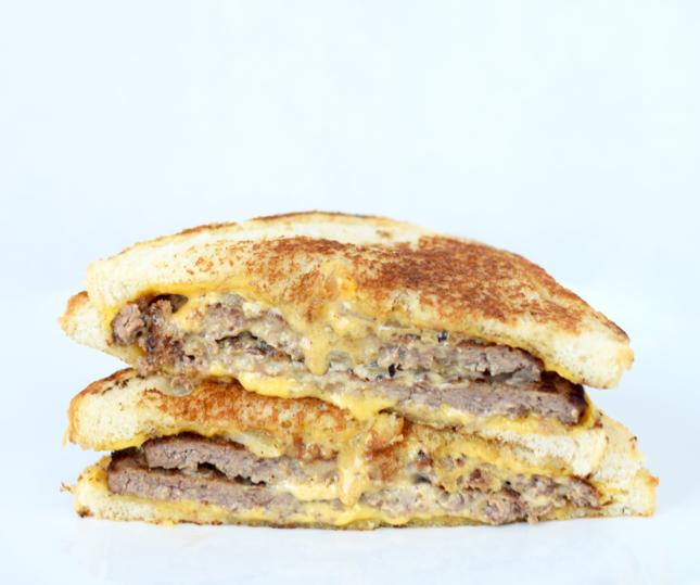 M Burger Review