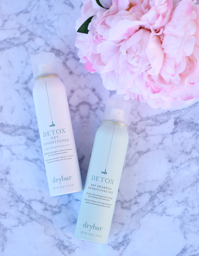 Review of Drybar Dry Conditioner And Dry Shampoo