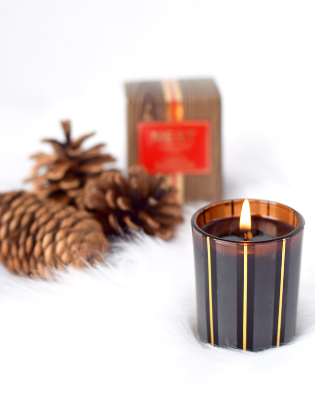 Review of Nest Hearth Candle