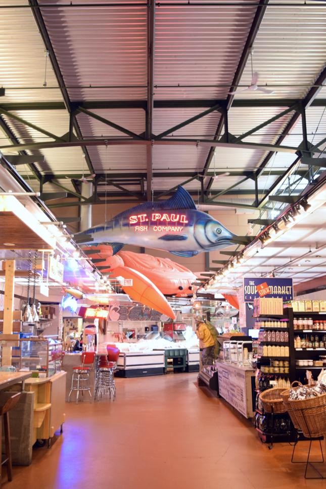 Touring Milwaukee Public Market