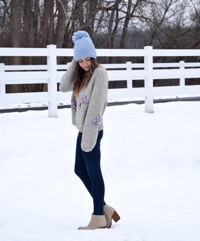 Winter Pastels