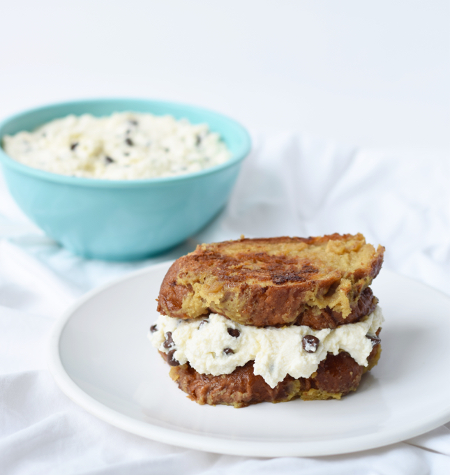 cannoli stuffed french toast recipe