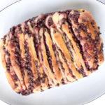 Chocolate Raspberry Pull Apart Bread Recipe
