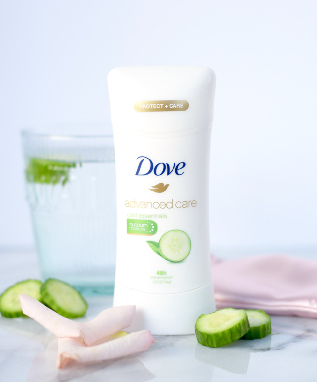 Dove Advanced Care Antiperspirant Review