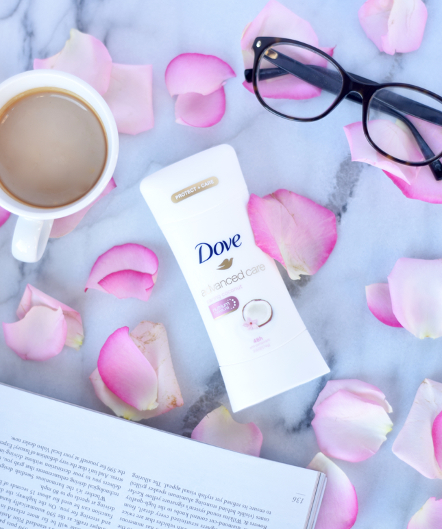 Dove Beauty Routine