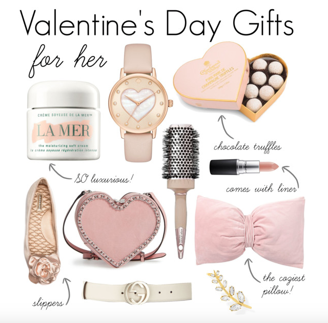 The best valentine 39 s day gifts for him her 2017 gift ideas for her