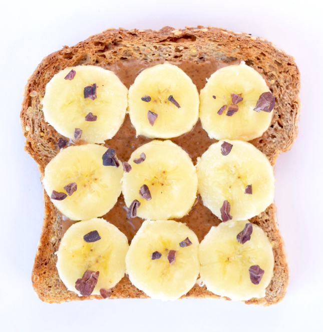 Banana Chocolate Toast Recipe