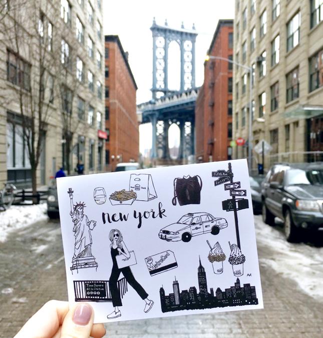 Brooklyn Bridge Street