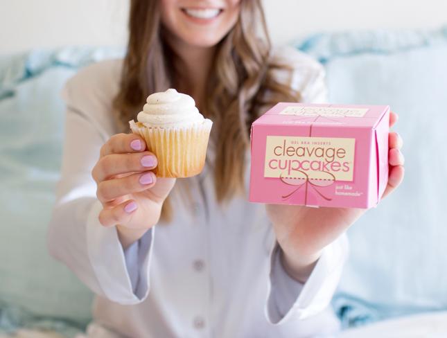 Cleavege Cupcakes