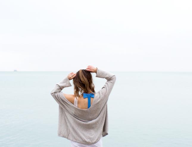 Kate Spade Beyond Yoga Bow Bra
