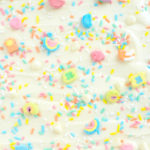 1 Step Lucky Charms White Chocolate Bark Recipe