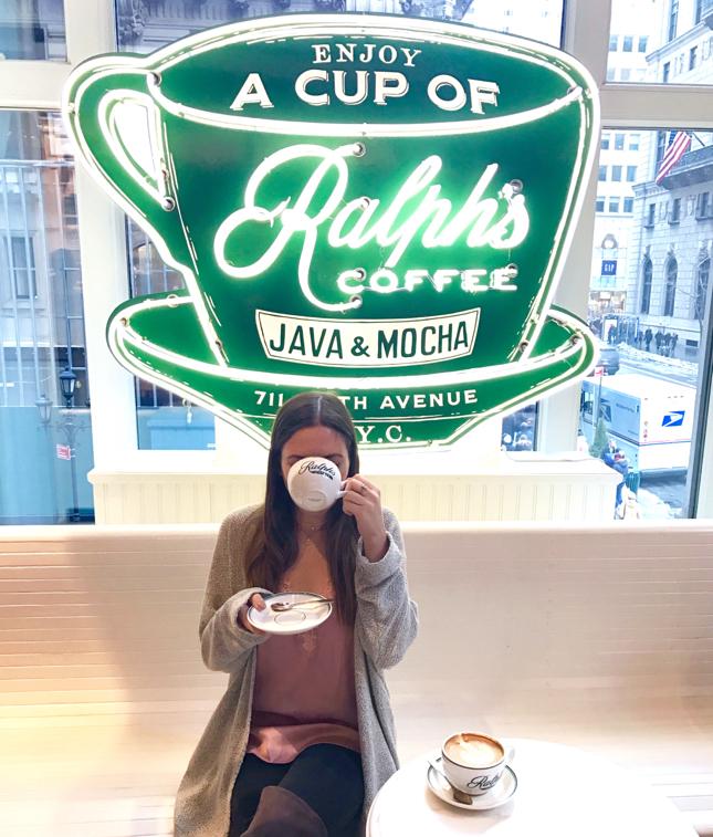 Ralph's Coffee Shop NYFW