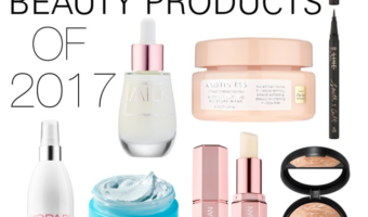 The Best Spring Beauty Products of 2017