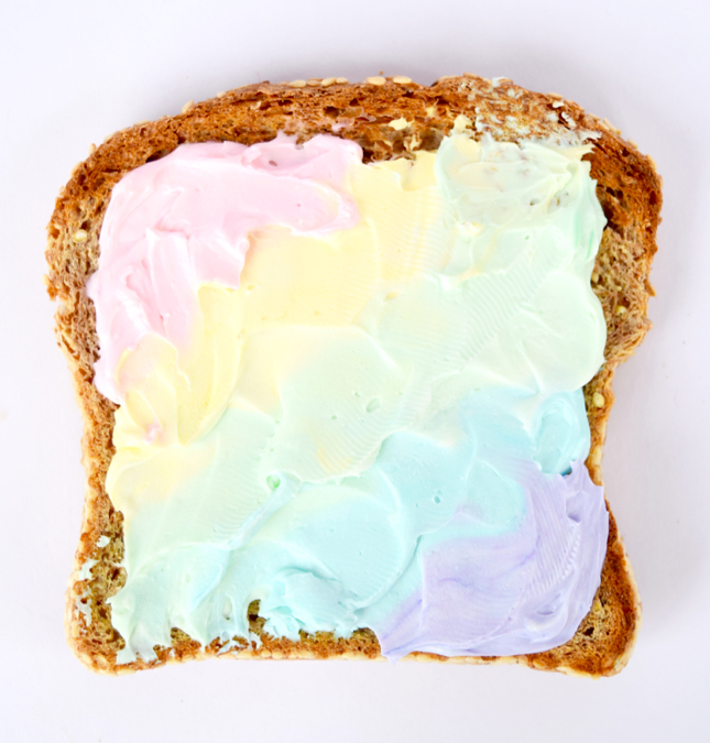Unicorn Toast Recipe