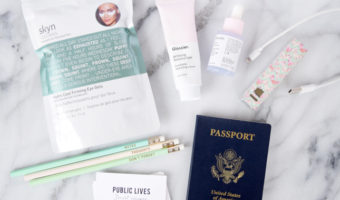 What To Pack For New York Fashion Week