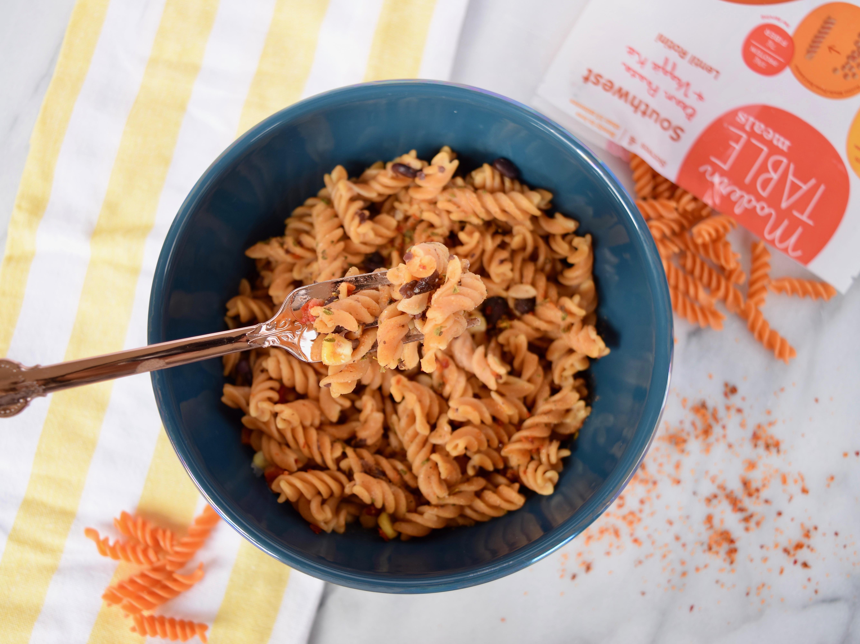 Modern Table Meals Pasta Southwest