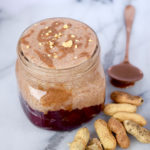 Almond Butter & Jelly Chia Seed Pudding Recipe