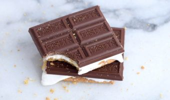 S'mores Candy Bar Recipe