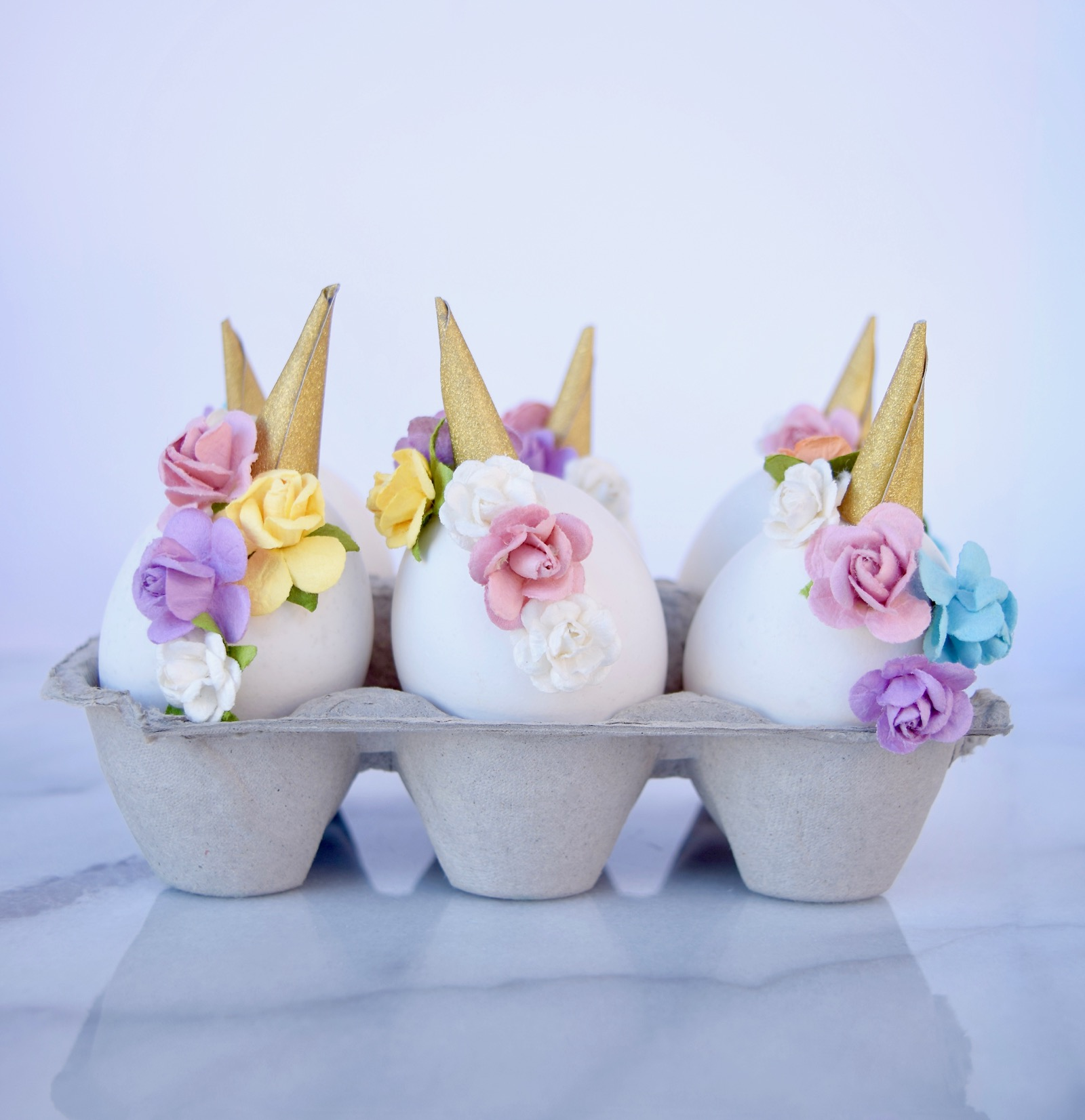 Unicorn Eggs DIY