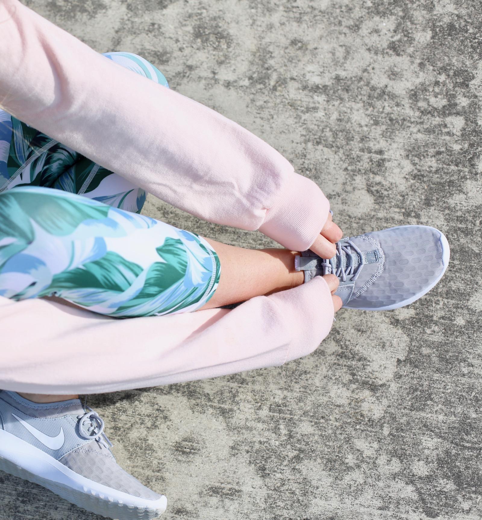 Grey Nike Rejuvenate Sneakers